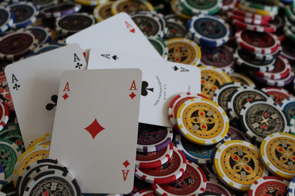 Poker 4 Aces