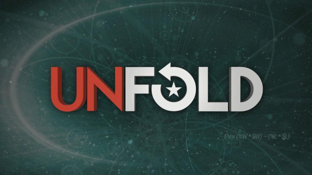 New variation of Texas Hold Em- UnFold Hold Em