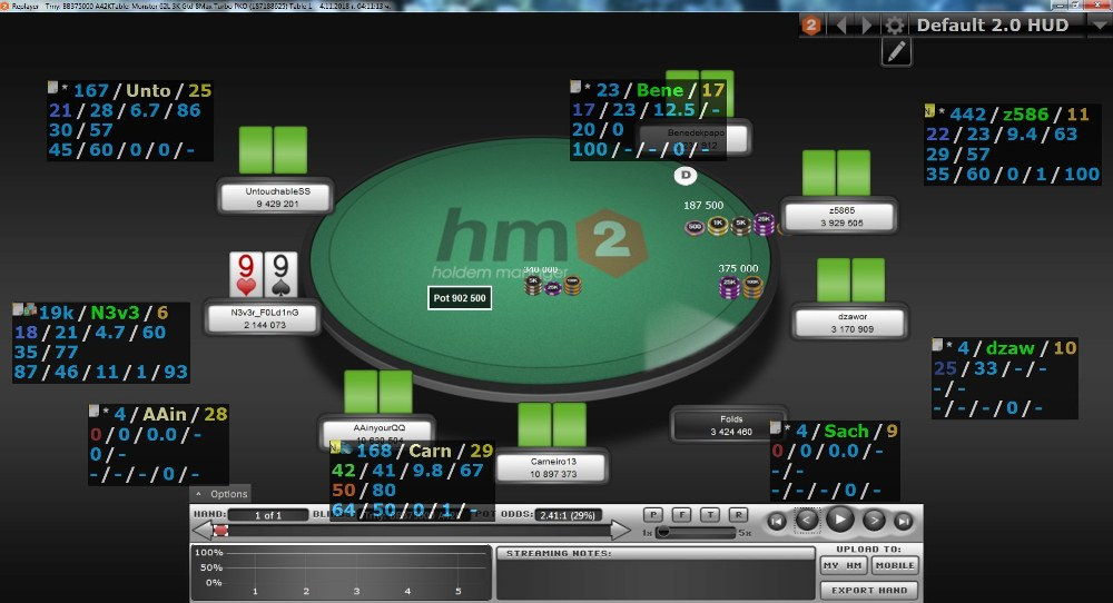 Poker Hand Analysis Texas Hold Em