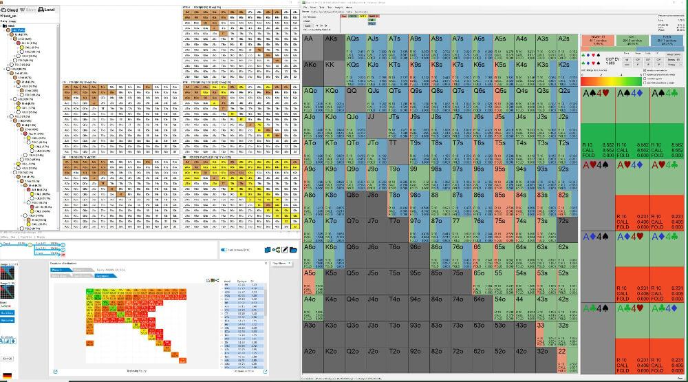 GTO Poker Training Software Tools 2020