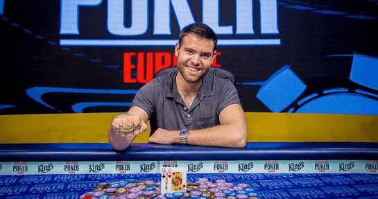 Road to Success mtt course Jack Sinclair Wins WSOPE Mai Eevent